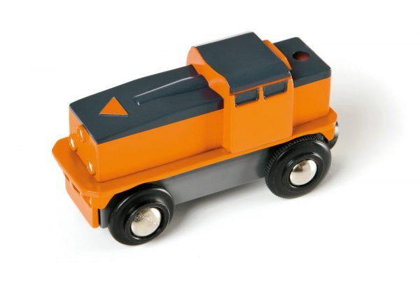 BRIO locomotiva a batterie per treno merci ALTRI Unisex 12-36 Mesi, 3-4 Anni, 3-5 Anni, 5-7 Anni BRIO