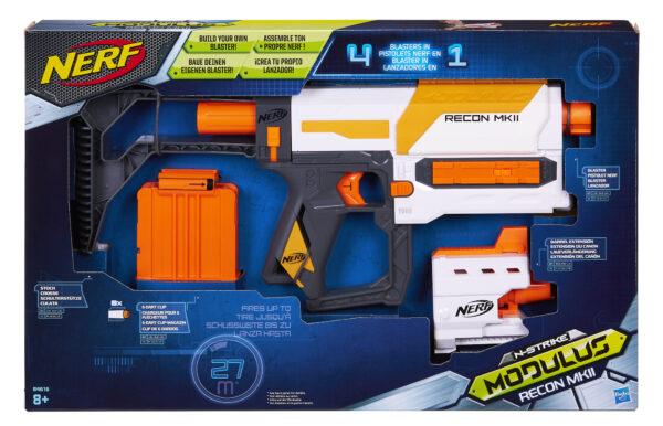Recon Mkii - Nerf - Toys Center NERF Maschio 12+ Anni, 5-8 Anni, 8-12 Anni ALTRI