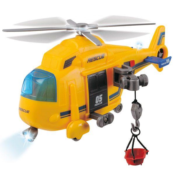 Elicottero Rescue MOTOR&CO Maschio 12-36 Mesi, 3-5 Anni, 5-8 Anni ALTRI