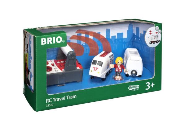 BRIO treno passeggeri telecomandato BRIO Unisex 12-36 Mesi, 3-4 Anni, 3-5 Anni, 5-7 Anni, 5-8 Anni ALTRI