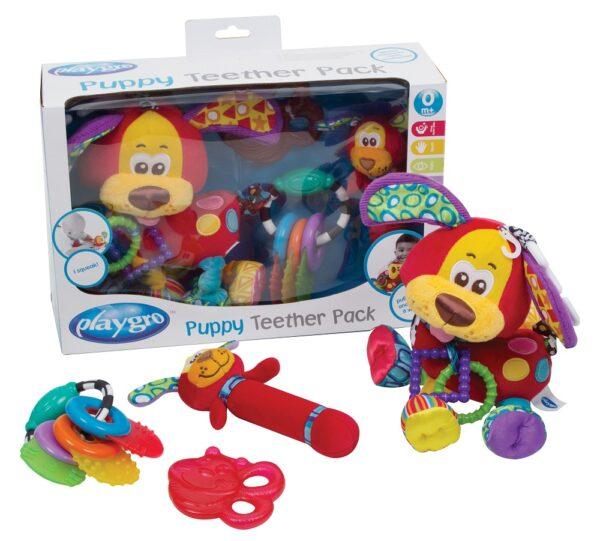 Puppy Teether Pack - ALTRO - Altri giochi per l'infanzia