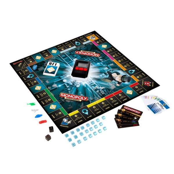 HASBRO GAMING ALTRI Monopoly Banking - Hasbro Gaming - Toys Center Unisex 12+ Anni, 5-8 Anni, 8-12 Anni