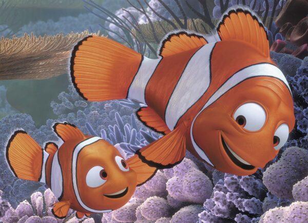DISNEY - PIXAR WALT DISNEY CLASSICI Disney Pixar - Puzzle 4x42 pezzi Ravensburger - DISNEY - PIXAR - Linee Unisex 12+ Anni, 8-12 Anni