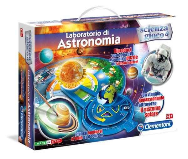 Laboratorio Astronomia FOCUS / SCIENZA&GIOCO Unisex 12+ Anni, 8-12 Anni ALTRI