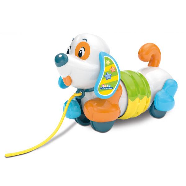 CHARLIE CAGNOLINO TRAINABILE - Baby Clementoni - Toys Center BABY CLEMENTONI Unisex 0-12 Mesi, 12-36 Mesi, 3-5 Anni ALTRI