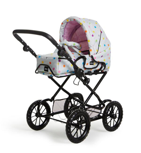 BRIO carrozzina per le bambole Combi rosa - BRIO - Giochi di ruolo infanzia e prescolare