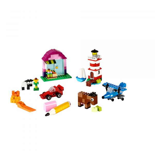 10692 - Mattoncini creativi LEGO® 3-4 Anni, 3-5 Anni, 5-7 Anni, 5-8 Anni, 8-12 Anni Unisex LEGO CLASSIC ALTRI