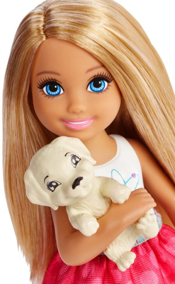 Barbie ALTRI Barbie - Magica Chelsea con la Barca Femmina 3-4 Anni, 5-7 Anni