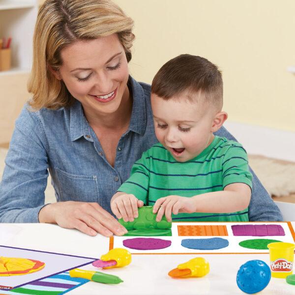 PLAY-DOH ALTRI Lettere e lingue Unisex 12-36 Mesi, 3-5 Anni, 5-8 Anni