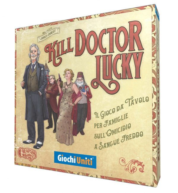 KILL DOCTOR LUCKY ALTRO Unisex 12+ Anni, 8-12 Anni ALTRI