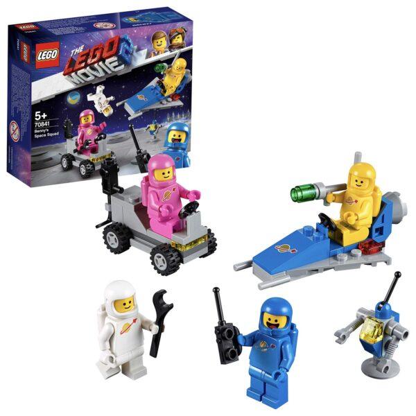 70841 - La squadra spaziale di Benny - The LEGO Movie 2 - LEGO - Marche ALTRO Unisex 12+ Anni, 3-5 Anni, 5-8 Anni, 8-12 Anni THE LEGO MOVIE 2