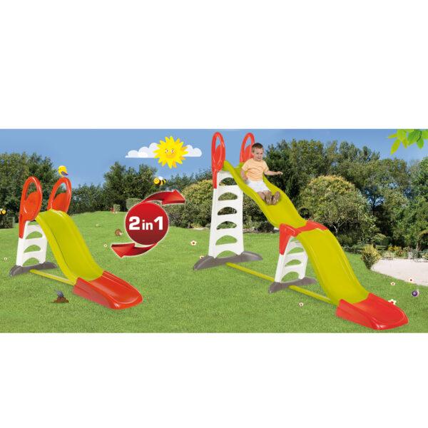 ALTRO ALTRI Scivolo Megagliss 2 in 1 - Altro - Toys Center Unisex 12-36 Mesi, 3-4 Anni, 3-5 Anni, 5-7 Anni, 5-8 Anni
