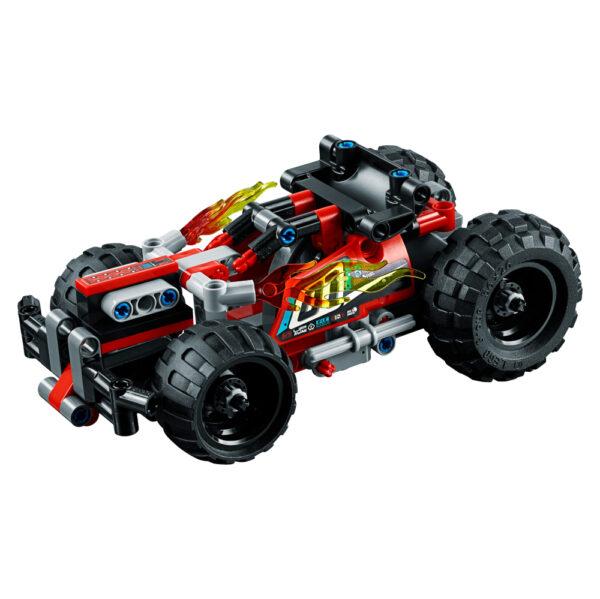 LEGO TECHNIC ALTRI 42073 - CRAAASH! - Lego Technic - Toys Center Maschio 12+ Anni, 5-8 Anni, 8-12 Anni