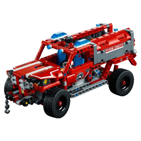 LEGO TECHNIC ALTRI 42075 - Unità di primo soccorso - Lego Technic - Toys Center Maschio 12+ Anni, 8-12 Anni