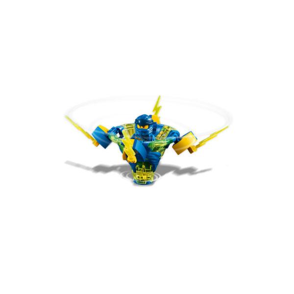 70660 - Jay Spinjitzu - Lego Ninjago - Toys Center ALTRI Unisex 12+ Anni, 5-8 Anni, 8-12 Anni LEGO NINJAGO