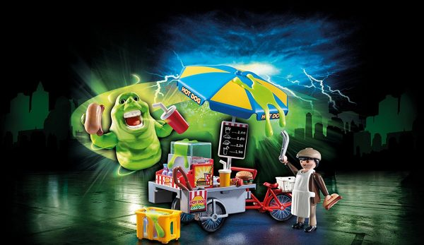 ALTRO GHOSTBUSTERS 9222 - GHOSTB SLIMER CAR. HOT DOG - GHOSTBUSTERS - Personaggi Unisex 12+ Anni, 3-5 Anni, 5-8 Anni, 8-12 Anni
