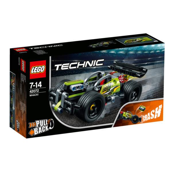 42072 - ROARRR! - Lego Back to School - LEGO - Marche - LEGO TECHNIC - Costruzioni