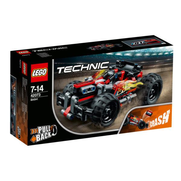 42073 - CRAAASH! - Lego Technic - Toys Center LEGO TECHNIC Maschio 12+ Anni, 5-8 Anni, 8-12 Anni ALTRI