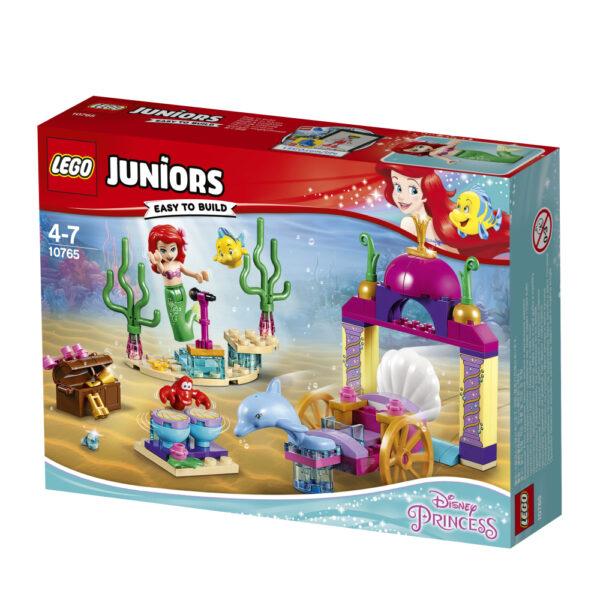 10765 - Il concerto sottomarino di Ariel - Lego Juniors - Toys Center - LEGO JUNIORS - Costruzioni
