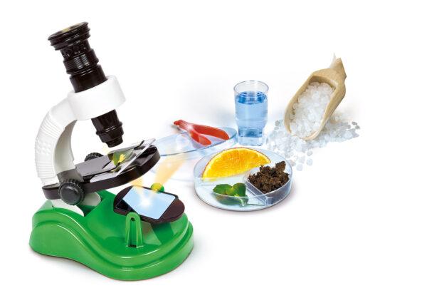 IL MIO PRIMO MICROSCOPIO - Focus _ Scienza&gioco - Toys Center ALTRI Unisex 12+ Anni, 5-8 Anni, 8-12 Anni FOCUS _ SCIENZA&GIOCO