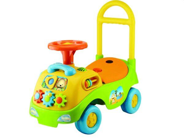 BABY SMILE CAVALCABILE SUONI - Baby Smile - Toys Center - BABY SMILE - GIOCA CON ME
