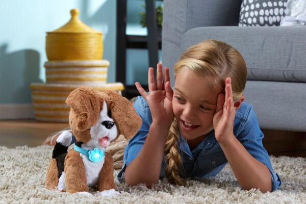 ALTRI FUR REAL Femmina 12+ Anni, 3-5 Anni, 5-8 Anni, 8-12 Anni FRF Cagnolino Charlie - Fur Real