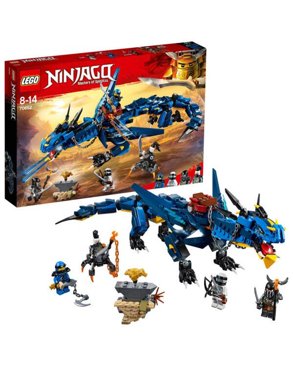70652 - Dragone della tempesta - Lego Ninjago - Toys Center - LEGO NINJAGO - Costruzioni