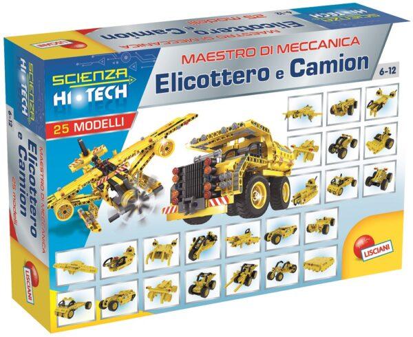 Scienza Hi Tech Elicottero e Macchina - Altro - Toys Center - ALTRO - Fino al -20%