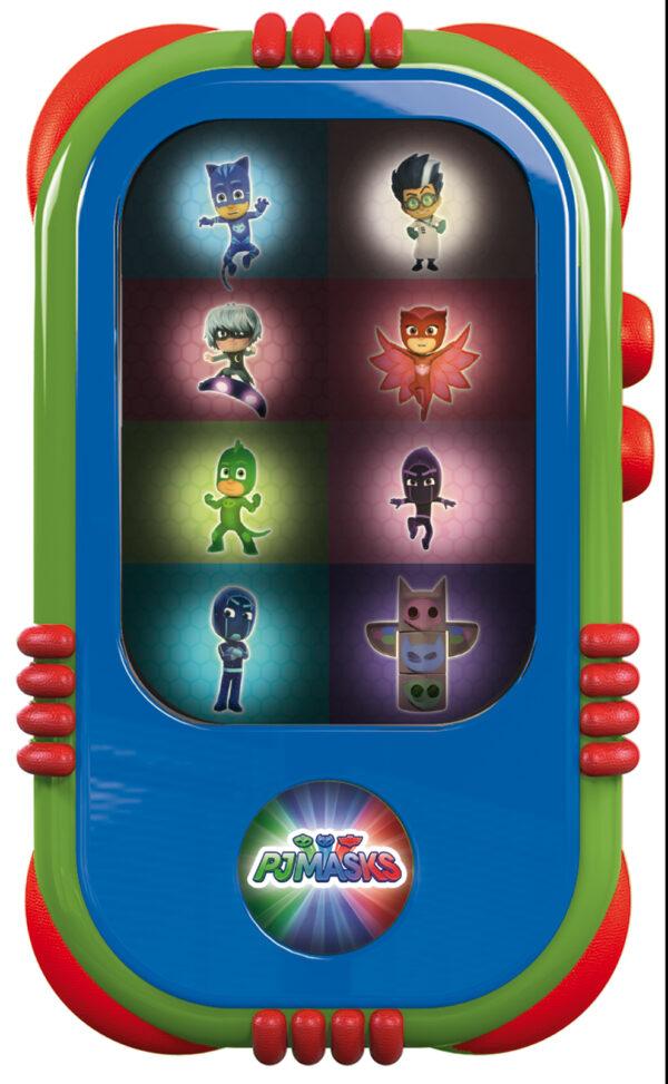 PJ MASK MINI SMARTPHONE - ALTRO - Giochi di apprendimento elettronici