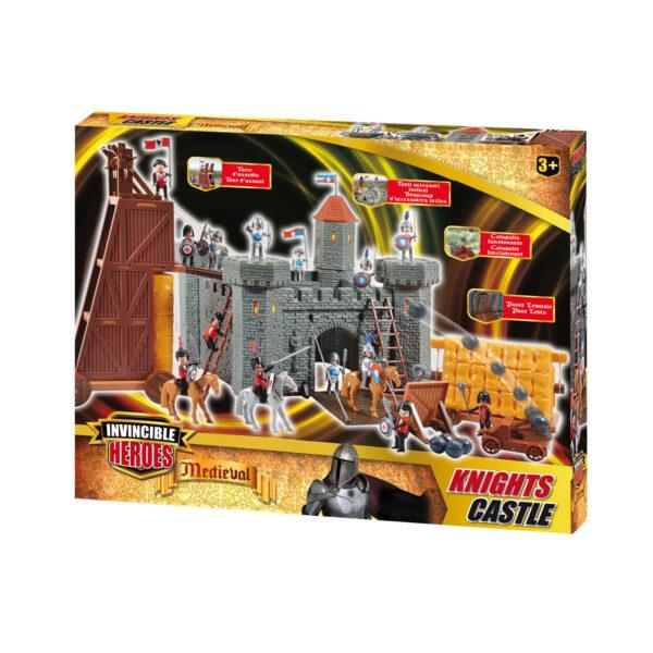 INVINCIBLE HEROES Castello con ponte elevatoio INVINCIBLE HEROES Maschio 12-36 Mesi, 12+ Anni, 3-5 Anni, 5-8 Anni, 8-12 Anni ALTRI
