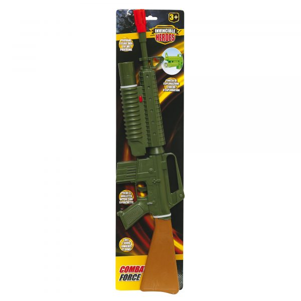 COMBACT FORCE - Invincible Heroes - Toys Center INVINCIBLE HEROES Maschio 12-36 Mesi, 3-5 Anni, 5-8 Anni, 8-12 Anni ALTRI