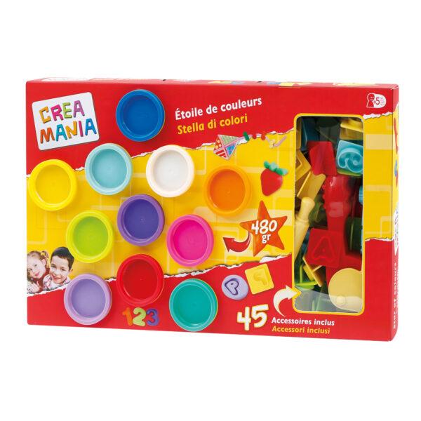 CREAMANIA Stella di colori CREAMANIA UNISEX Unisex 3-5 Anni, 5-8 Anni, 8-12 Anni ALTRI