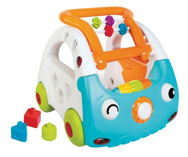 Discovery car 3in1 - Superstar - Toys Center SUPERSTAR Unisex 0-12 Mesi, 12-36 Mesi, 3-5 Anni ALTRI
