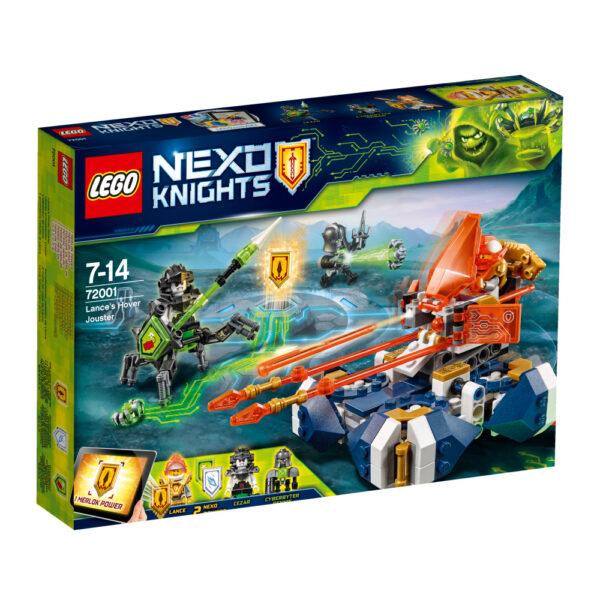 72001 - Il giostratore volante di Lance - Giocattoli Toys Center LEGO NEXO KNIGHTS Maschio 12+ Anni, 5-8 Anni, 8-12 Anni ALTRI