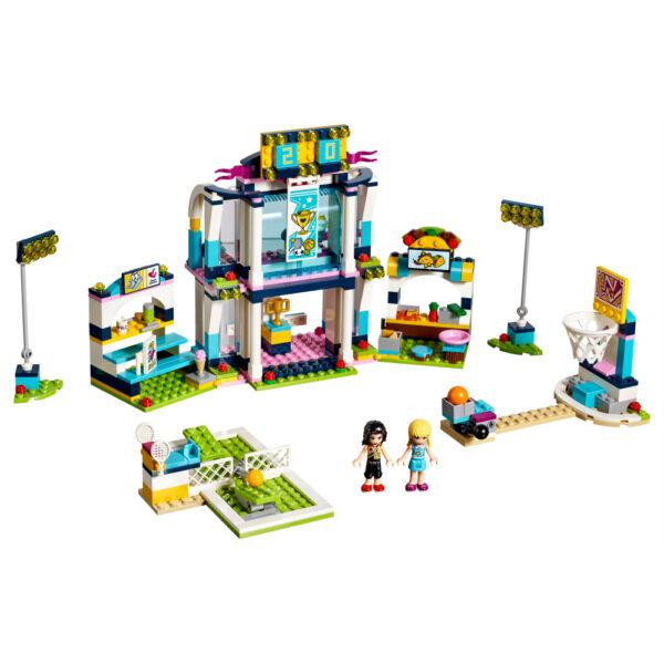 LEGO FRIENDS ALTRI LEGO Friends  - L'arena sportiva di Stephanie - 41338 Femmina 12+ Anni, 5-8 Anni, 8-12 Anni