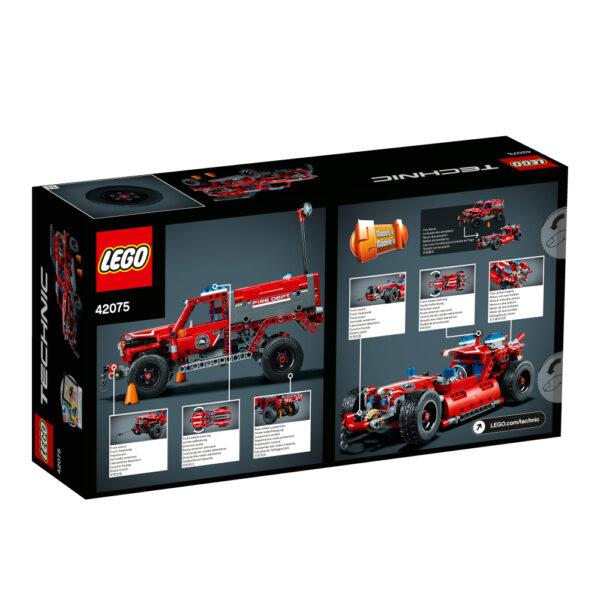 42075 - Unità di primo soccorso - Lego Technic - Toys Center ALTRI Maschio 12+ Anni, 8-12 Anni LEGO TECHNIC