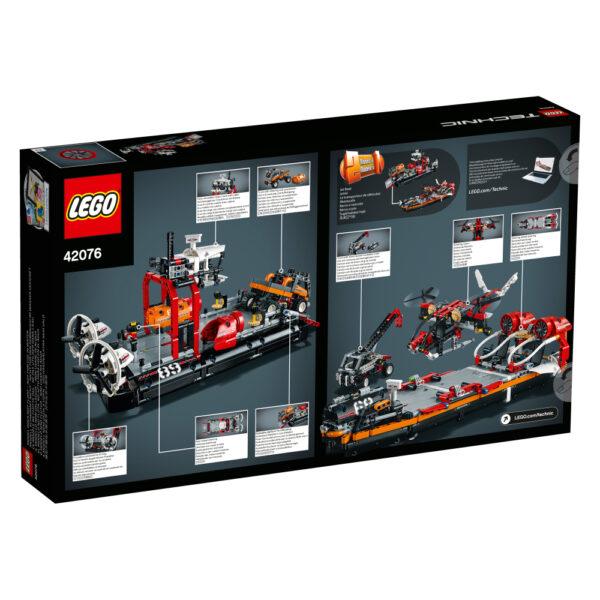 42076 - Hovercraft - Lego Technic - Toys Center ALTRI Maschio 12+ Anni, 8-12 Anni LEGO TECHNIC