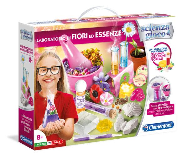 Laboratorio Fiori ed Essenze - Focus / Scienza&gioco - Toys Center FOCUS / SCIENZA&GIOCO Unisex 12+ Anni, 8-12 Anni ALTRI