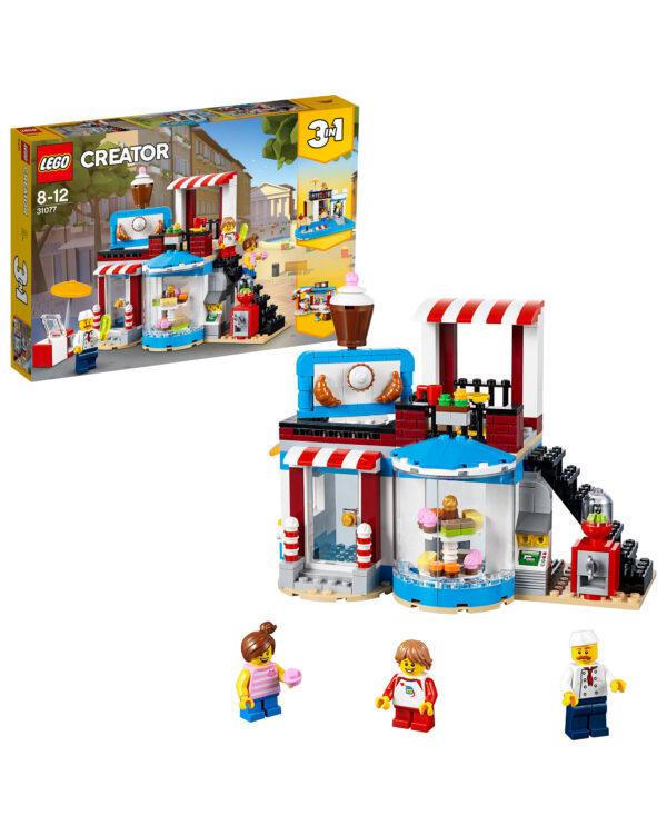 ALTRI LEGO CREATOR Unisex 12+ Anni, 5-8 Anni, 8-12 Anni 31077 - Dolci sorprese modulari - Lego Creator - Toys Center