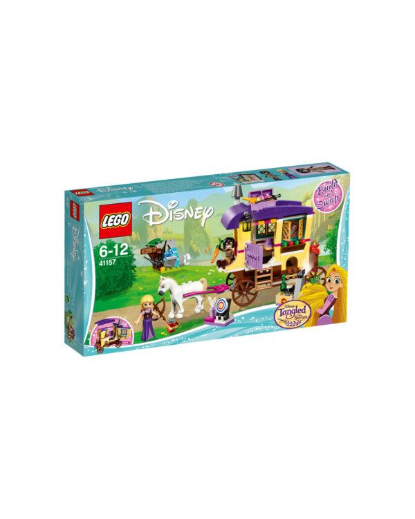 41157 - Il caravan di Rapunzel - Disney Princess - Toys Center DISNEY PRINCESS Unisex 12+ Anni, 5-8 Anni, 8-12 Anni PRINCIPESSE DISNEY