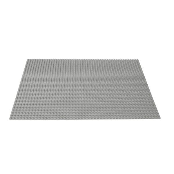 10701 - Base grigia ALTRI Unisex 3-4 Anni, 3-5 Anni, 5-7 Anni, 5-8 Anni, 8-12 Anni LEGO CLASSIC