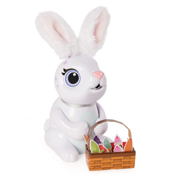 ZOOMER Coniglio Hungry Bunny Ass.to - Zoomer - Toys Center Spin Master Unisex 12+ Anni, 3-5 Anni, 5-8 Anni, 8-12 Anni ALTRI