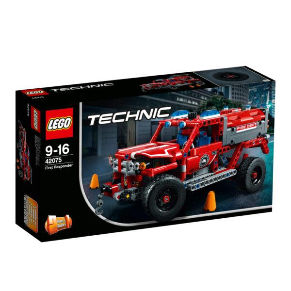 42075 - Unità di primo soccorso - Lego Technic - Toys Center LEGO TECHNIC Maschio 12+ Anni, 8-12 Anni ALTRI