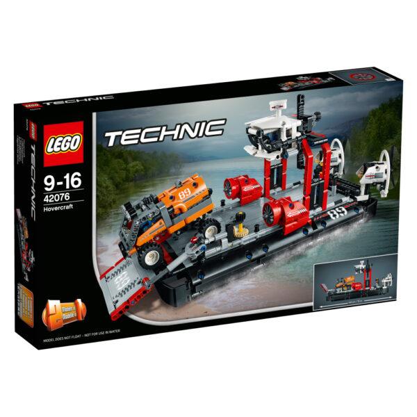 42076 - Hovercraft - Lego Technic - Toys Center LEGO TECHNIC Maschio 12+ Anni, 8-12 Anni ALTRI