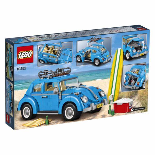 LEGO CREATOR EXPERT ALTRI 10252 - Maggiolino Volkswagen - Lego Creator Maschio 12+ Anni