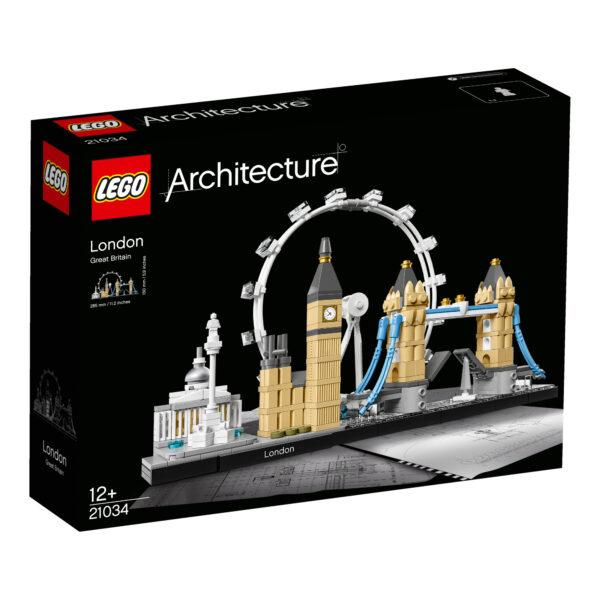 21034 - Londra - Lego Architecture - Toys Center LEGO ARCHITECTURE Maschio 12+ Anni ALTRI