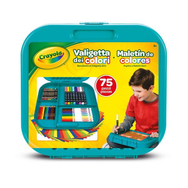 Valigetta dei Colori Crayola ALTRI Unisex 12+ Anni, 3-5 Anni, 5-8 Anni, 8-12 Anni ALTRO