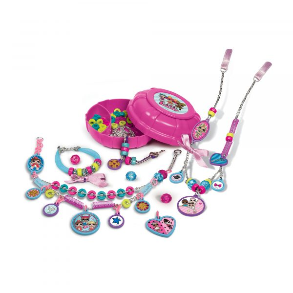 LOL SURPRISE GIOIELLI - Lol - Toys Center ALTRI Unisex 5-8 Anni, 8-12 Anni LOL