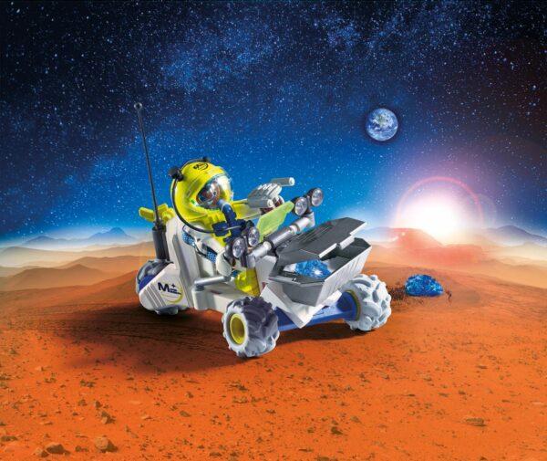 MEZZO LEGGERO DI ESPLORAZIONE ALTRI Unisex 12+ Anni, 8-12 Anni PLAYMOBIL - SPACE