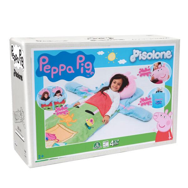 Giochi Preziosi - Peppa Pig Pisolone PEPPA PIG Unisex 12-36 Mesi PISOLONE